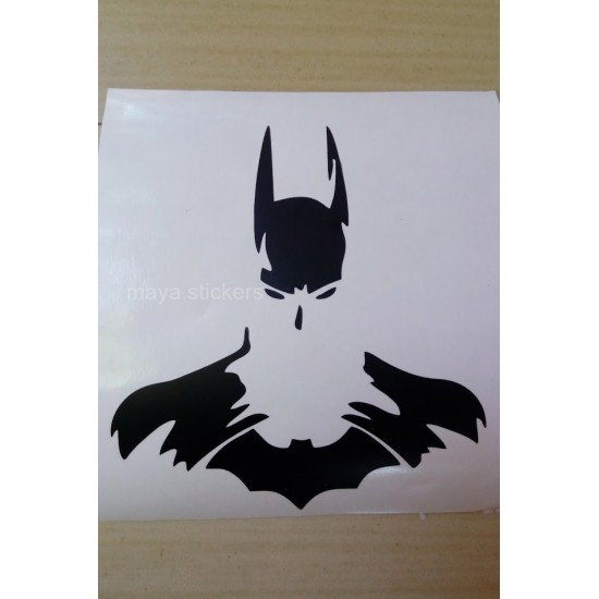 Batman unique die cut vinyl sticker decal for cars bikes laptop