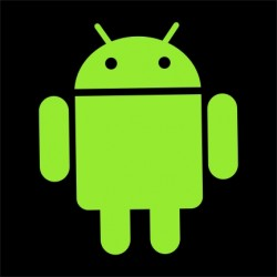 Android logo die cut sticker / decal for bikes, cars, laptop