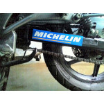 Michelin logo sticker / decal for Bikes and Cars