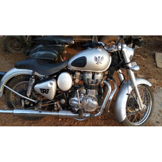 Griffin / Phoenix / Eagle Bird Royal enfield bullet custom ...