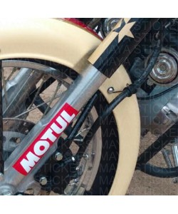 Motul logo bike stump sticker for RE Classic 500