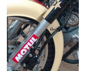 Motul logo bike stump sticker for RE Classic 500