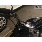 Trip sticker for Royal enfield bullet in custom colors and sizes