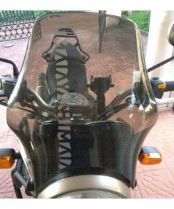 Himalayan logo windscreen sticker