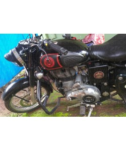 Custom design royal enfield classic tank stickers modified
