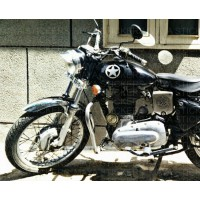 Royal Enfield Electra Stickers
