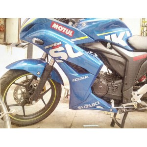 Suzuki Gixxer and Gixxer SF Stickers