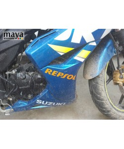 Repsol logo sticker for  suzuki gixxer SF