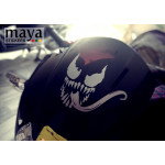 Venom stickers for cars, bikes, laptops and helmet