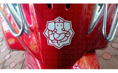 TVS Wego Sticker Gallery