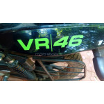 VR 46 sticker / decal for bikes. cars. Laptop