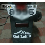 Got Leh'd stickers / decals  for cars, bikes, laptop