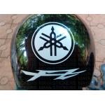 FZ logo stickers for Yamaha FZ, FZS and helmets.