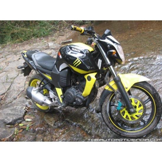 Bike Stickering Designs For Yamaha Fz
