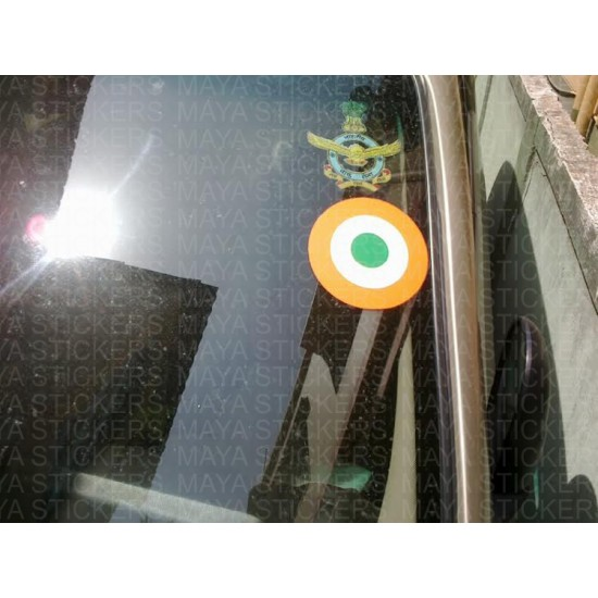 Indian Airforce Sticker For Cars Bikes And Laptop