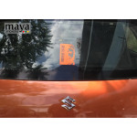 Janata Raja Shivaji Maharaj sticker for cars, bikes, laptop