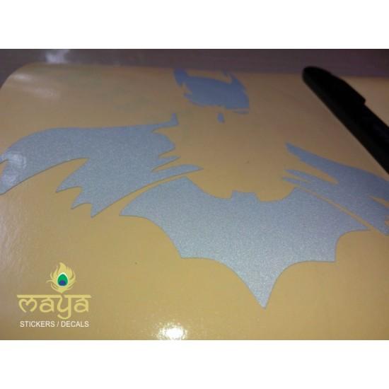 Batman unique die cut vinyl sticker decal for cars bikes laptop