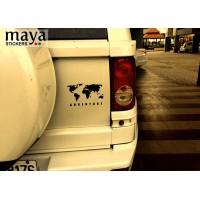 Tata Safari Stickers