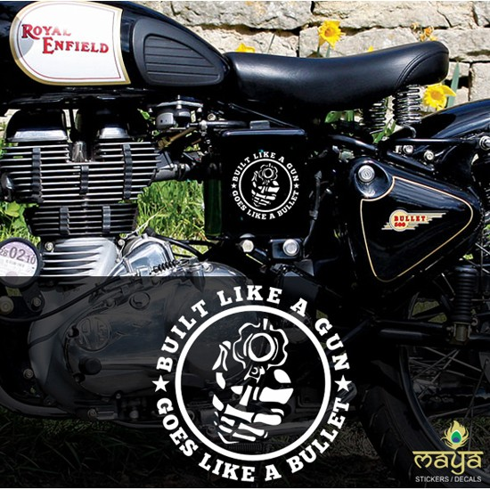 Maya Stickers Buy Custom Stickers For Cars Bikes Motorcycles - Bridgestone custom stickers motorcycle