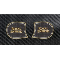 Royal Enfield full size fuel tank sticker for Royal Enfield Bikes. (custom colors)