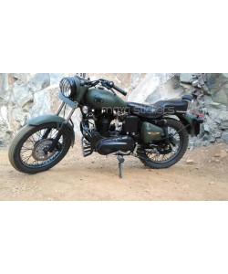 Star sticker for Royal Enfield electra Tank