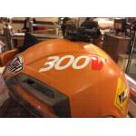 Motul 300V logo sticker for bikes and cars