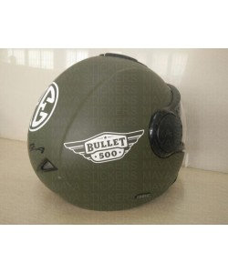 Royal Enfield Bullet 500 logo sticker for Helmets