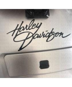 harley davidson logo stickering for helmets