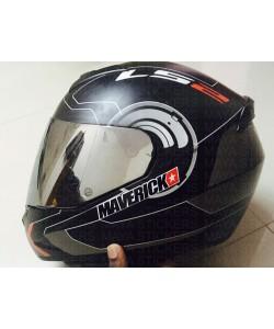 Maverick Vinales logo stickers for helmets