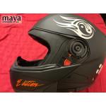 Ying Yang tribal design sticker decal for bikes, cars, laptop , helmets