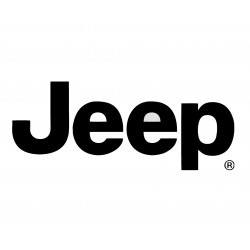 Jeep logo sticker / Decal for Mahindra Thar, Wyllys Jeep, Suvs
