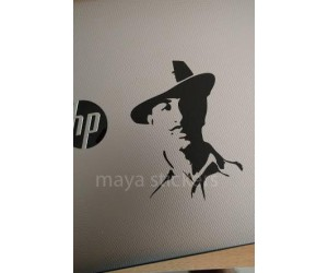 Bhaghat singh stickers for laptops
