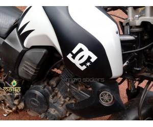 Yamaha FZ, FZS, FZ-SFI, FZ 25 Sticker works