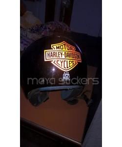 Harley Davidson logo sticker for Helmets