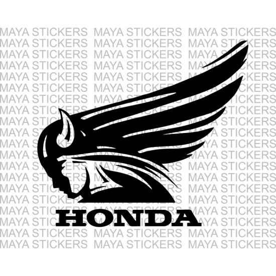 Stickers Logo Honda