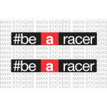 Aprilia #Be a Racer racer stickers for all aprilia bikes and scooters