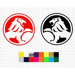 Holden Lion logo sticker for cars, bikes, laptops