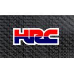 Honda Racing HRC logo stickers for bikes, mobiles, laptops, cars