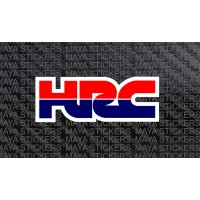 Honda Racing HRC logo stickers