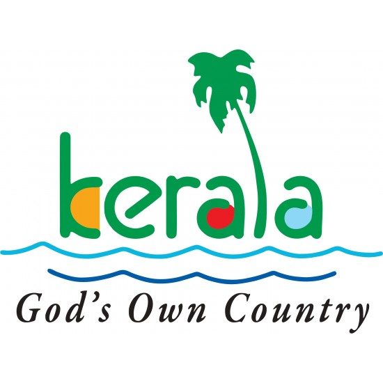 Kerala Tourism God S Own Country Decal Sticker