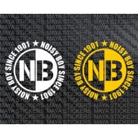 Noisy Boy Since 1901 - Royal Enfield Sticker