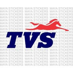 TVS Motor logo stickers