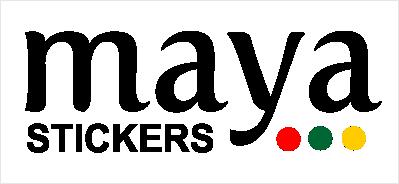 Maya Stickers