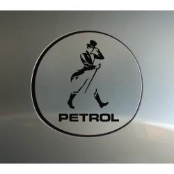 Johnnie walker petrol fuel cap sticker for cars