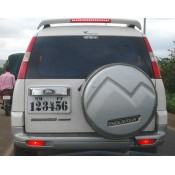 Custom Number plate stickers (2)
